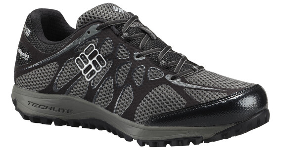 Columbia Conspiracy Titanium Shoes Men Outdry black / lux